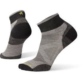 Smartwool PhD Pro Approach Mini Socks, light gray